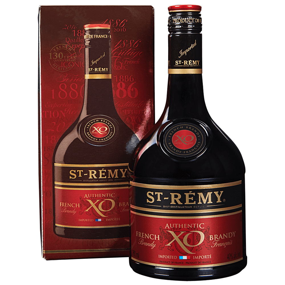 St Remy St Remy French Brandy Xo 750 Ml