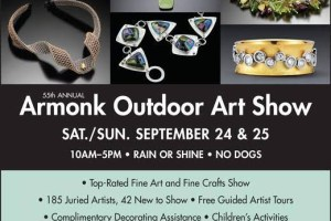 55th Annual Armonk Outdoor Art Show