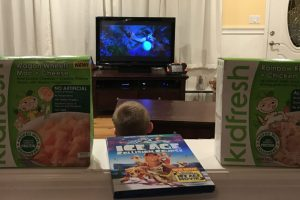 Family Movie Night with kidfresh & Ice Age Collision Course