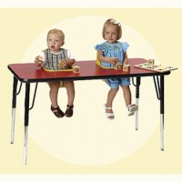 Super Sale!! 2 Seat Toddler Table, Lowest Price Guaranteed!