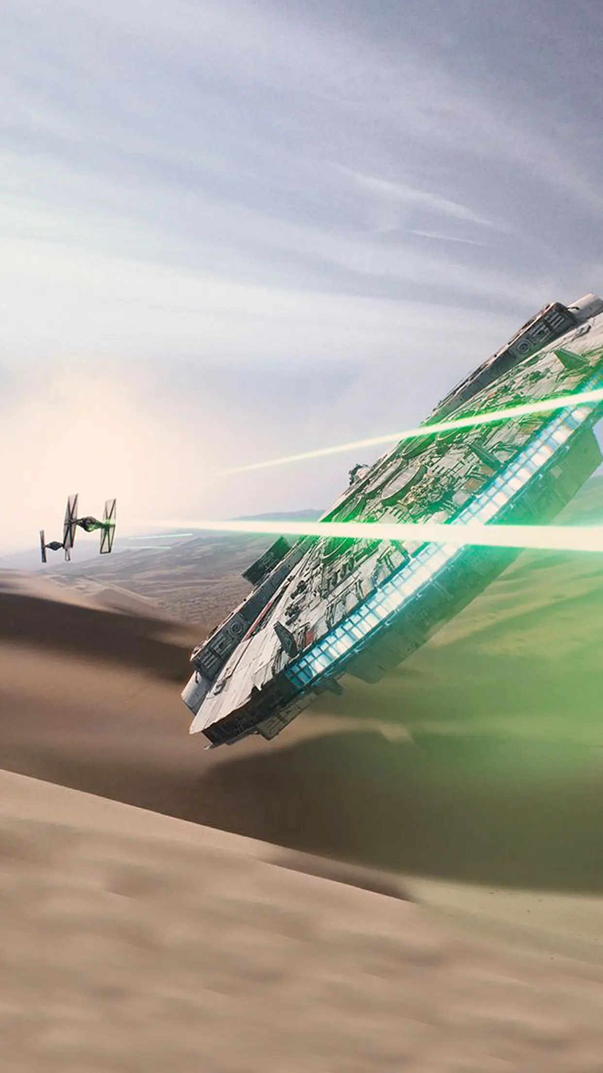 Star War Wallpaper Iphone 6 Disfruta Ya De Los Wallpapers De Star Wars El Despertar