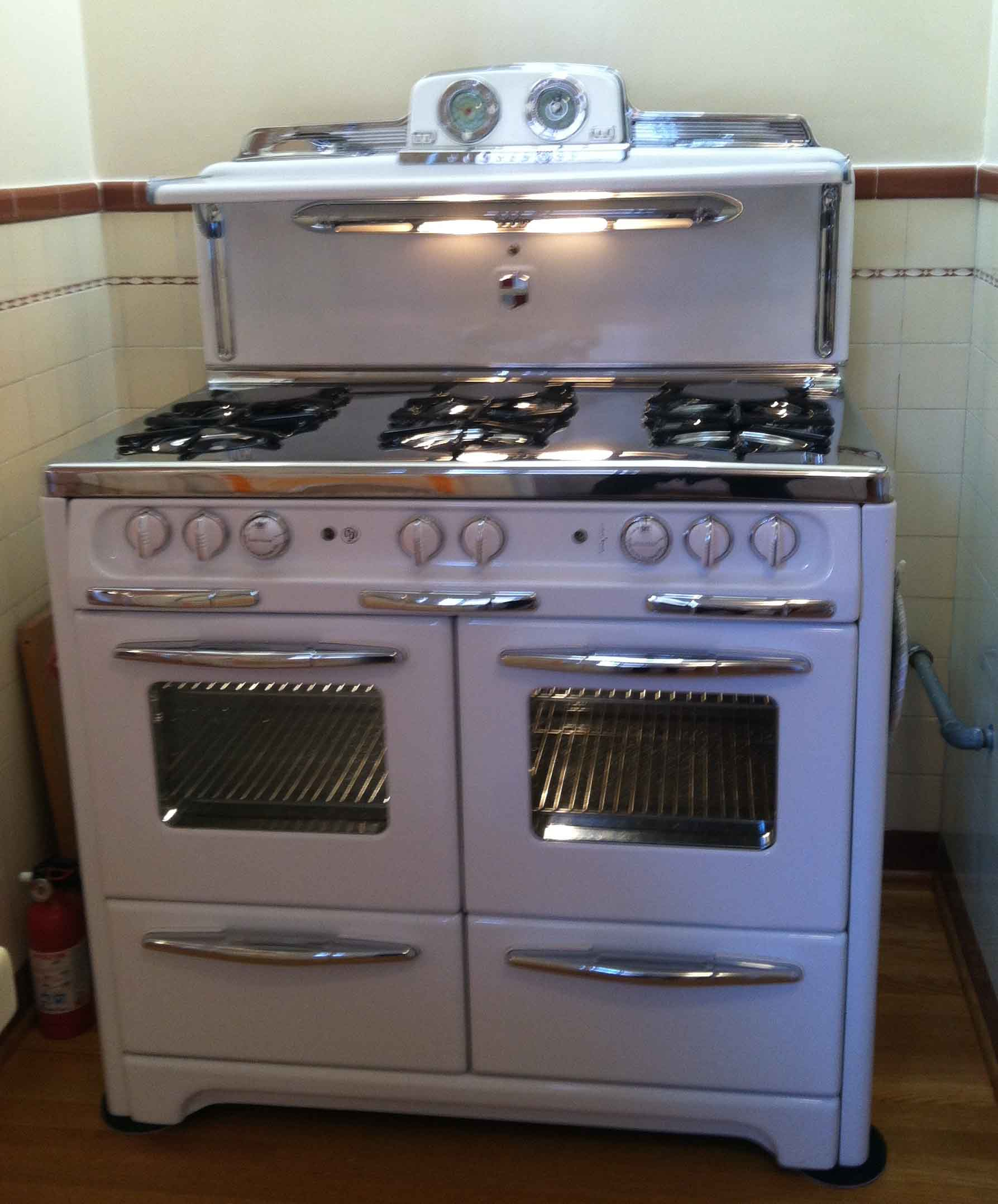 Retro Gasfornuis Vintage And Classic Stoves Sales