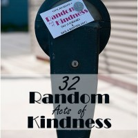 32 Random Acts of Kindness
