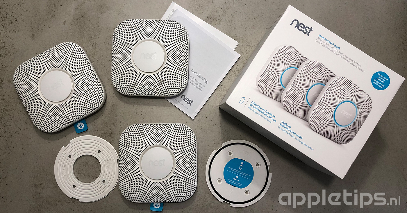 Rook Co Melder Review Nest Protect De Veelzijdige Rook En Koolmonoxidemelder
