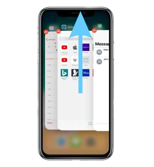 Can\u0027t Close Apps on Your iPhone X Series (XS/XR/X)? Here\u0027s How We Do