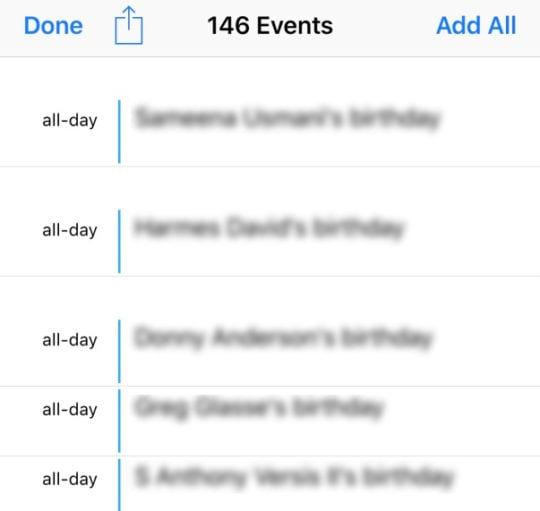 How To Add Facebook Events to Your iPhone\u0027s or iPad\u0027s Calendar