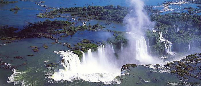 Iguazu Falls Wallpaper イグアスの滝 ブラジル特集 アップルワールド