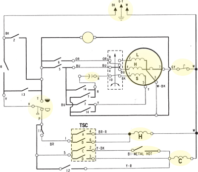 mtd wiring diagram for huskee 14ai808h131