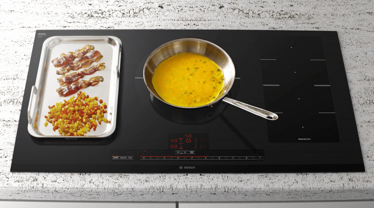 Bosch Flex Bosch Induction Cooktop Benchmark Nitp666uc Review Rating