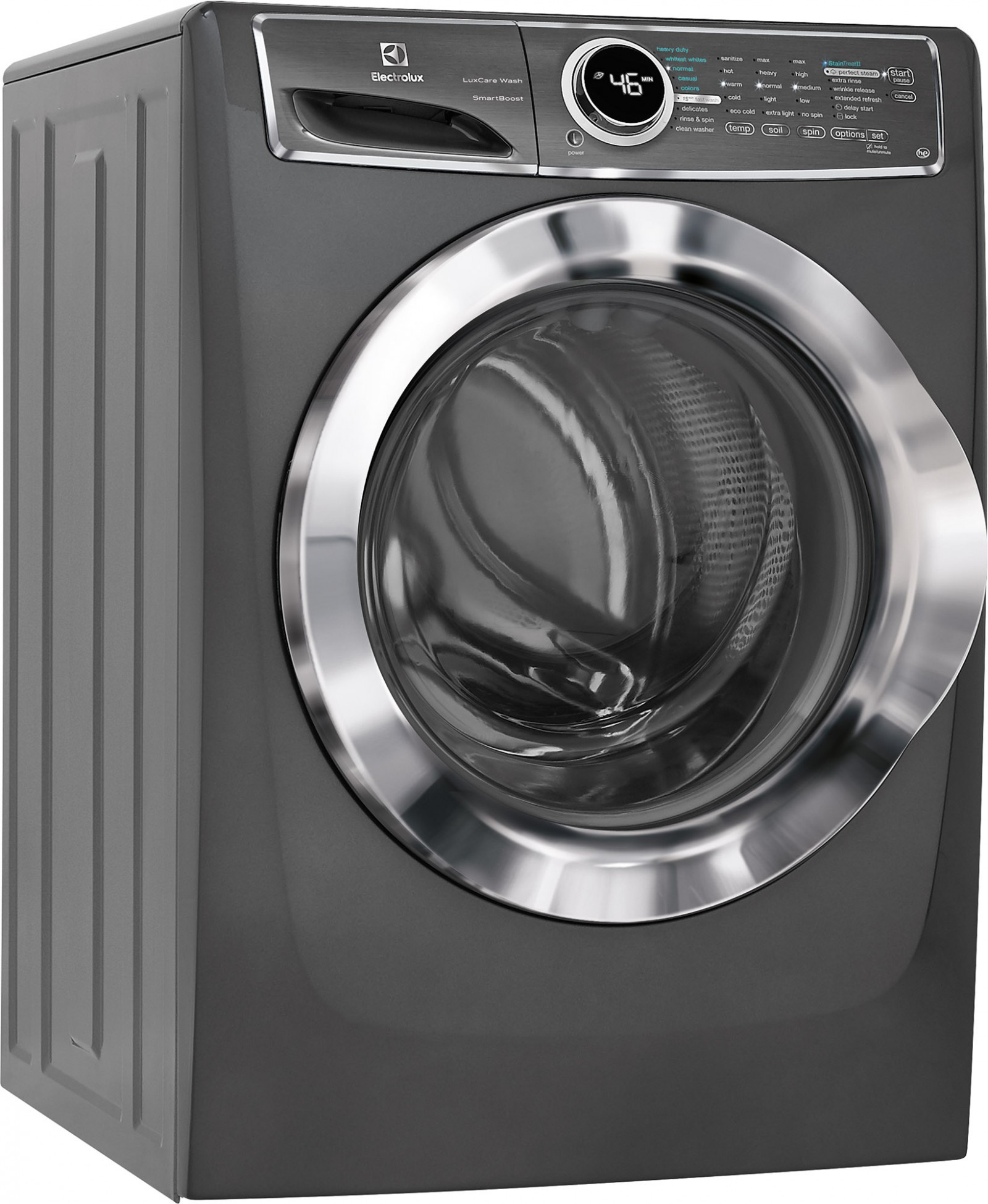 New Washer And Dryer Electrolux Washing Machine Review Smartboost Revolution Of 2016