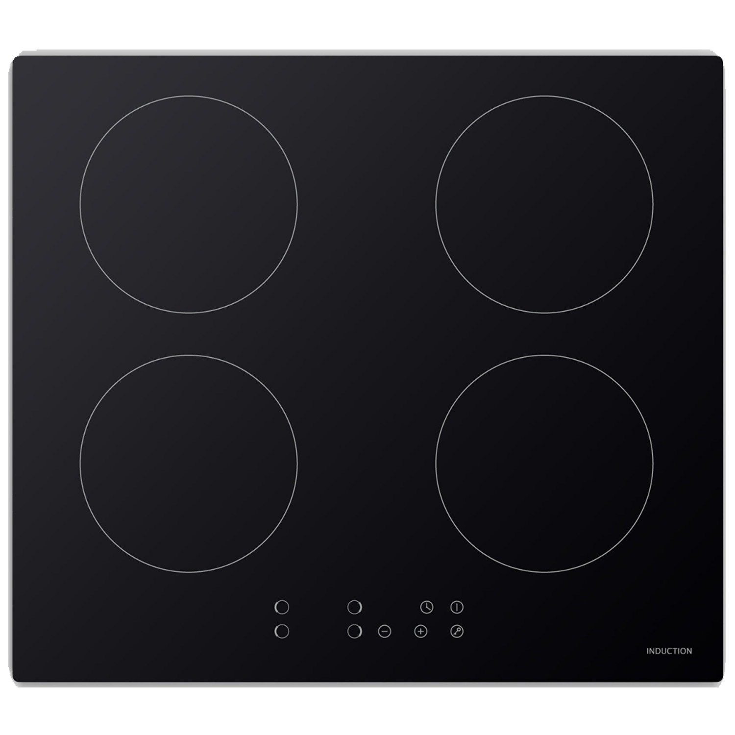 Herd Induktion Electriq 60cm 4 Zone Induction Touch Control Hob