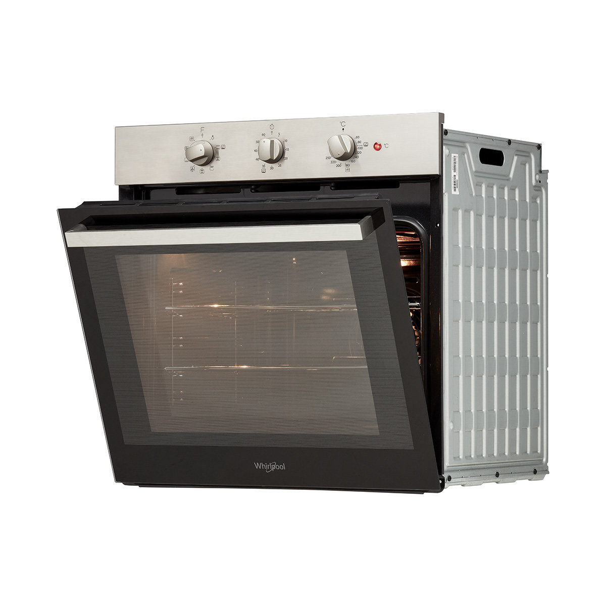 Euromate Grill Whirlpool Akp3534hixaus 60cm Electric Built In Oven
