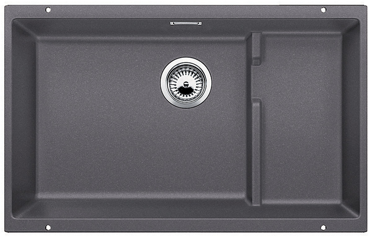 Blanco Online Blanco Subline700ulgk5 Single Bowl Undermount Sink With 2 Level Configuration