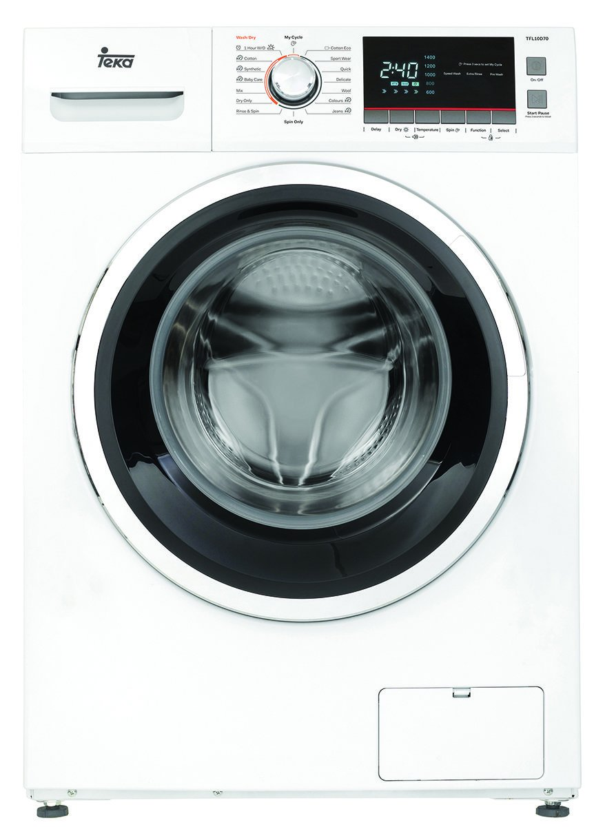 New Washer And Dryer Details About New Teka Tfl10d70 10kg 7kg Washer Dryer Combo