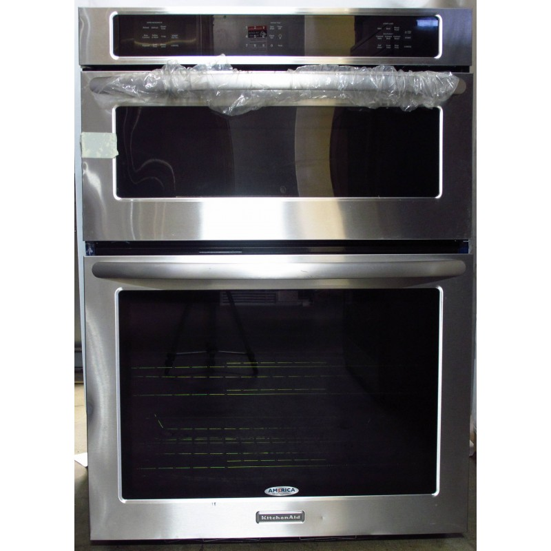 ... Kitchenaid Wall Oven With Microwave