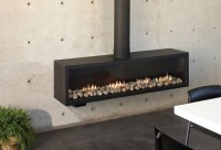 Ortal modern gas stoves and fireplaces