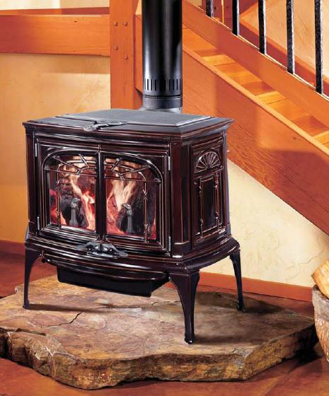 Berkshire Cast Iron Gas Stove From Lopi