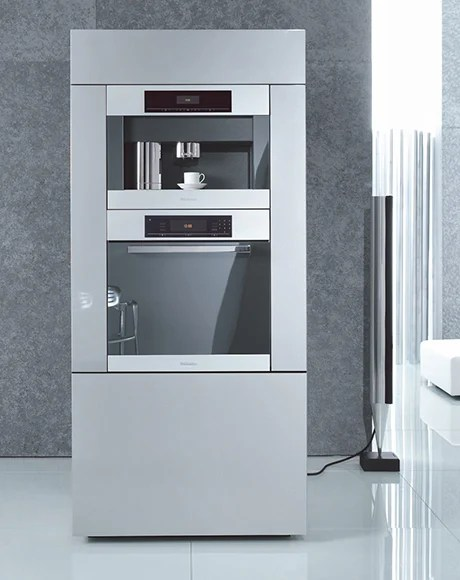 Smeg Retro New Built-in Appliances From Miele - Hot As Fire And Pure
