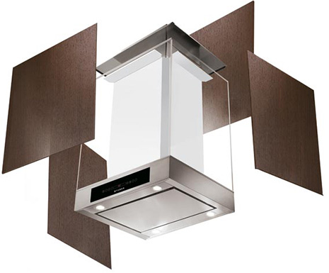 Electrolux range hoods for contemporary kitchens
