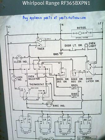 Stove Top Wiring Diagram Wiring Diagram