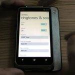 Des sonneries personnalisées sur Windows Phone 7