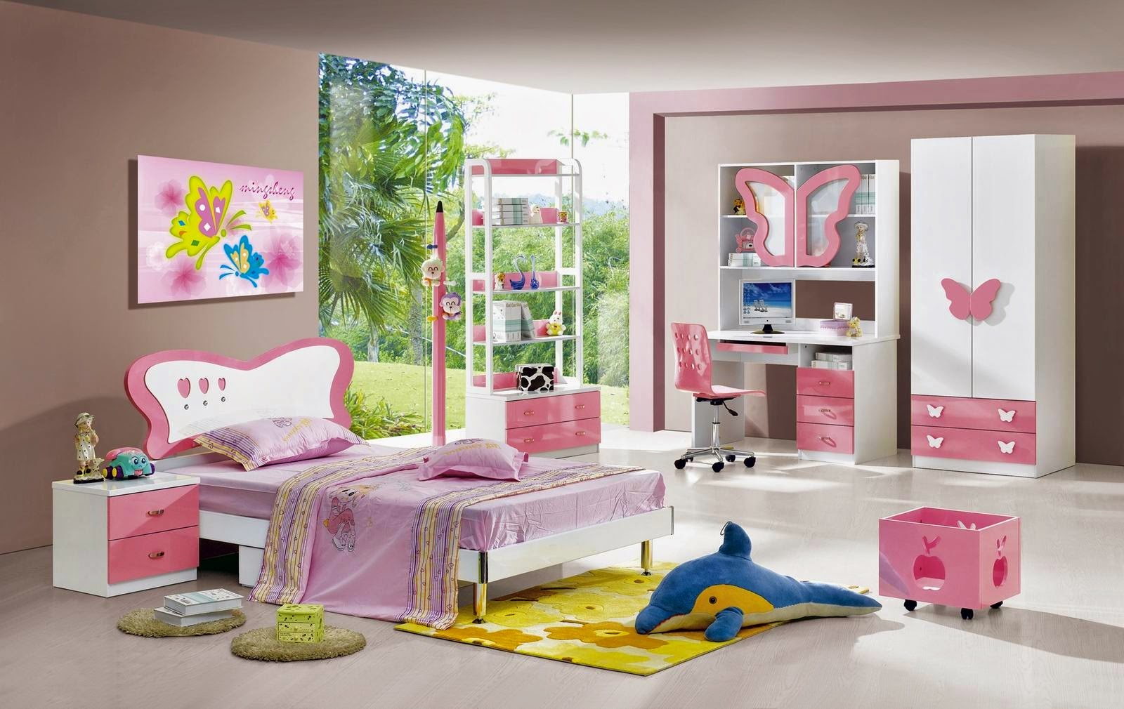 Marvellous Childrens Bedroom Decor Ideas For Furniture Small Africa Atmosphere Decorating Master Wall Teen Girls Traditional Apppie Org