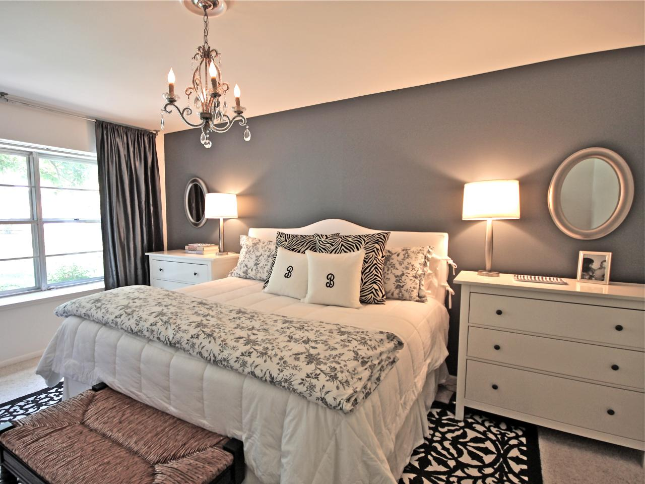 Glamorous Gray Bedroom Design Adorable Purple And Room Girls Off White Furniture Ideas Modern Designs Inspiration Tranquil Sets Kitchen Living Teen Apppie Org