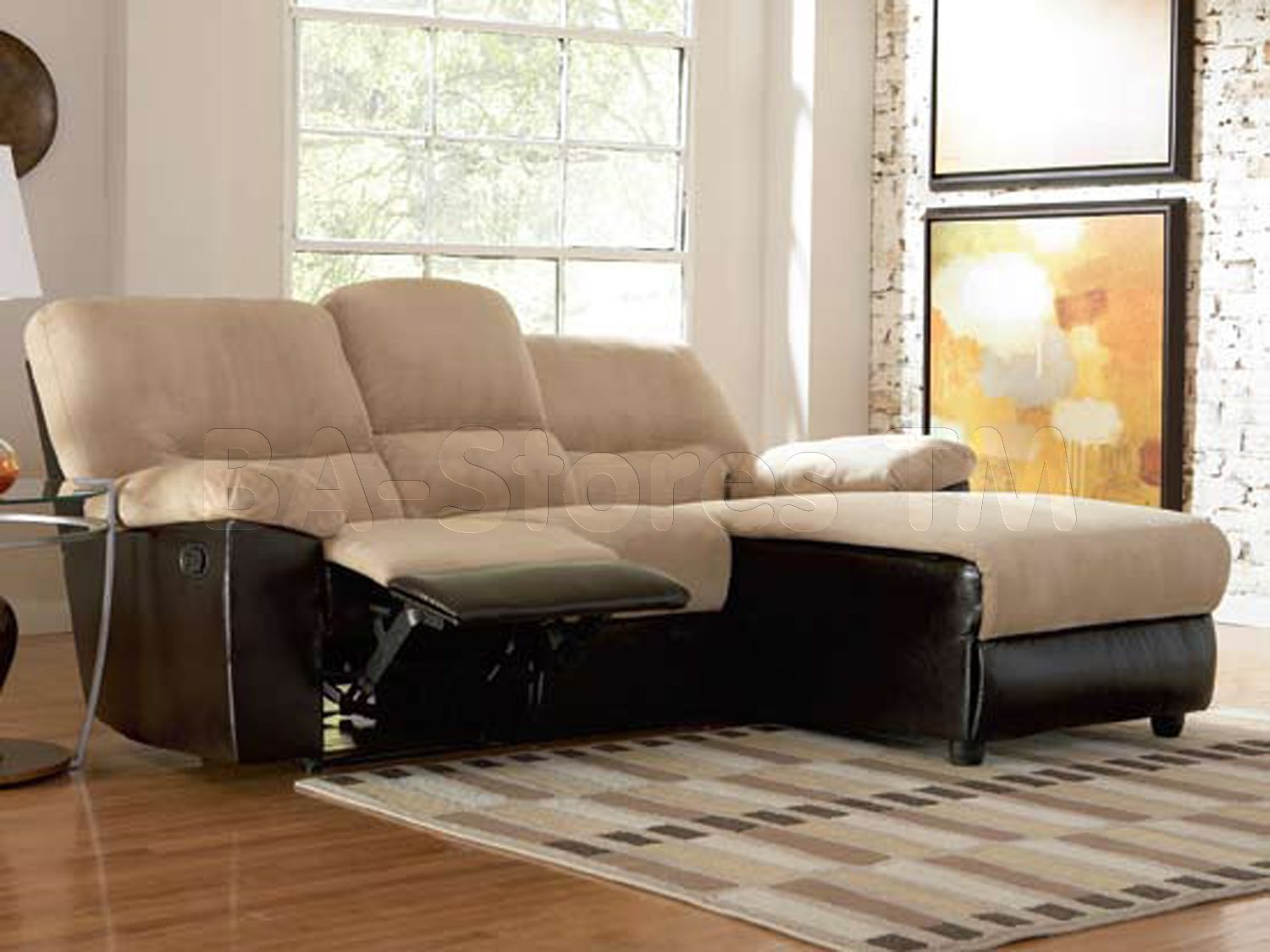Attractive Small Sectional Sofas With Chaise Couch For Bedroom Ideas Apartments Spaces Recliners Rooms Corner Small Scale Very Apppie Org
