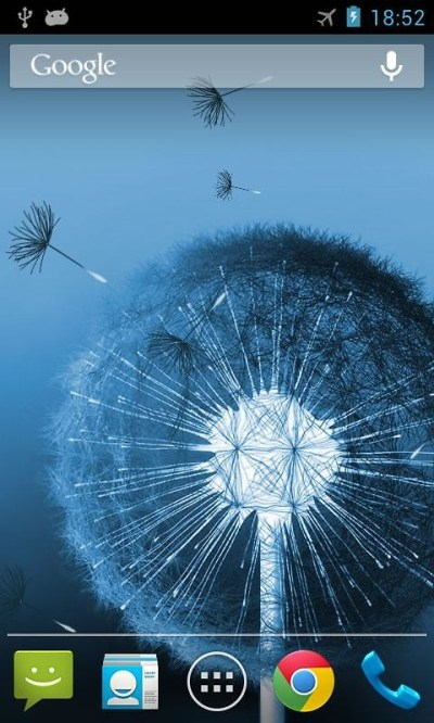 Dandelion Live Wallpaper Free Android Live Wallpaper download - Appraw