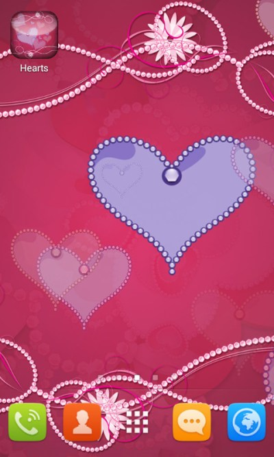 Hearts Live Wallpaper Free Android Live Wallpaper download - Appraw