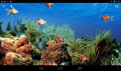 Aquarium Live Wallpaper Free Android Live Wallpaper ...
