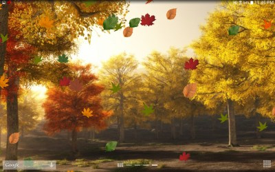 Colorful Autumn Live Wallpaper Free Android Live Wallpaper download - Appraw