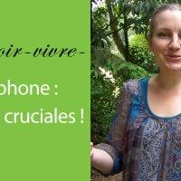 Savoir-vivre au téléphone : 3 infos cruciales !