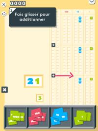 tables de multiplication appli
