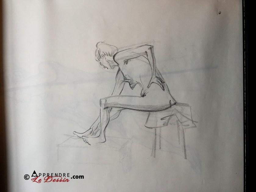 nu_dessin_anatomie_apprendre a dessiner