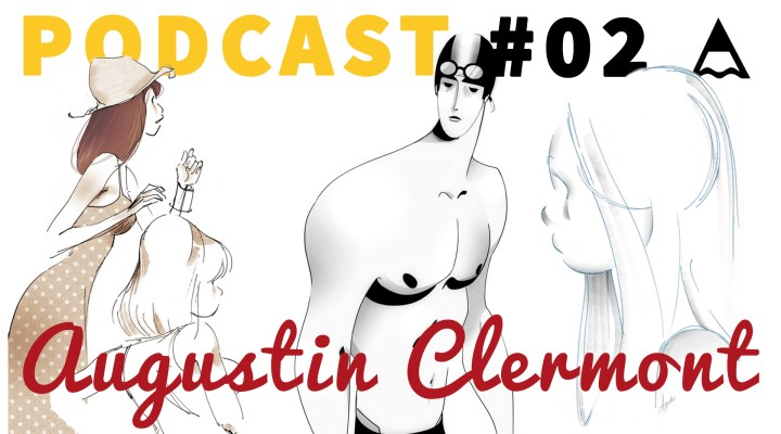 PODCAST | Augustin Clermont – Dessiner des Courbes