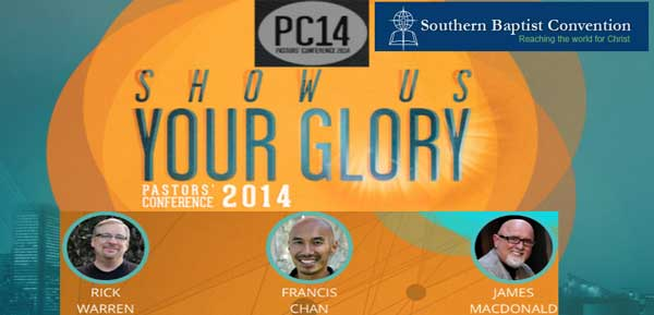 SBC PASTORS CONFERENCE 2014 WITH RICK WARREN, FRANCIS CHAN. AND JAMES MACDONALD