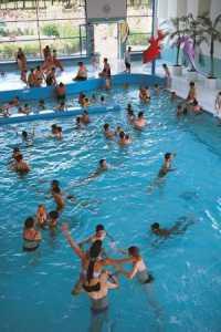 Schwimmbad Sirenia