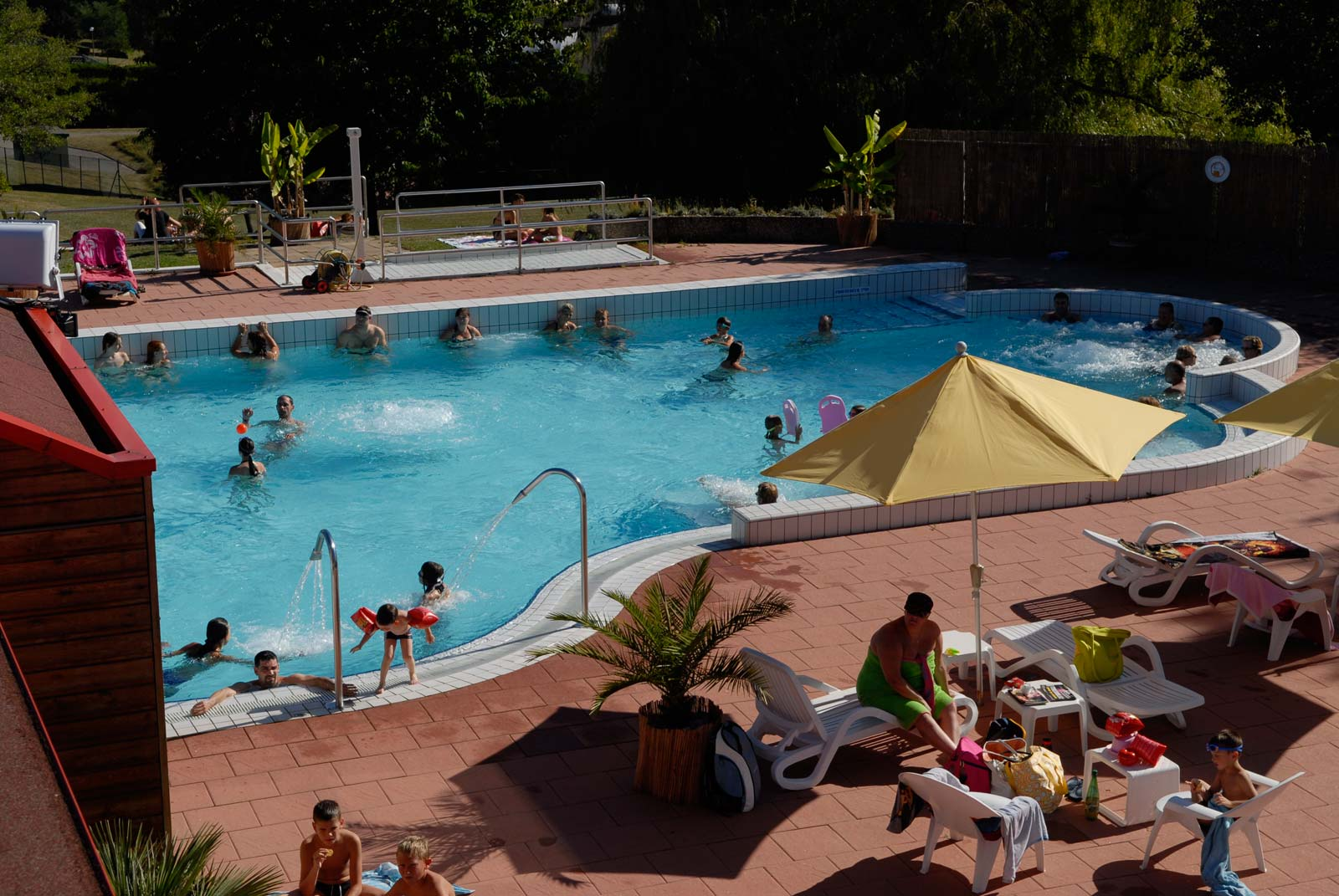 Cash Pool Frankreich Swimming Pool Summer Winter Les Aqualies Niederbronn Les Bains