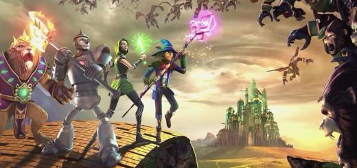 Oz: Broken Kingdom советы гайд