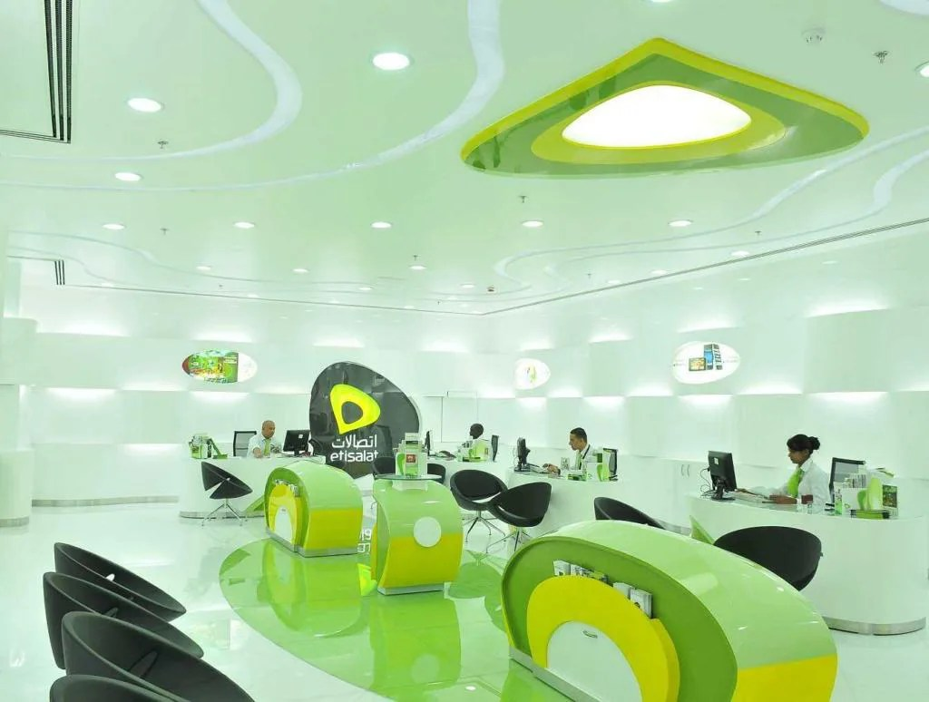 Mettsalat Etisalat Nigeria Re Brands To Become 9mobile