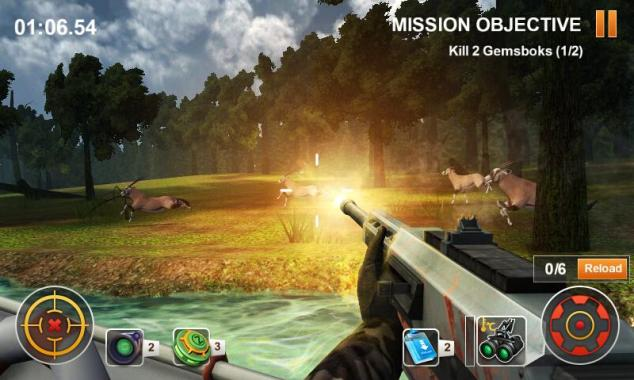 Hunting Safari 3D pc