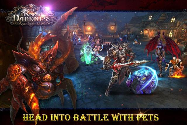 Rise of Darkness pc