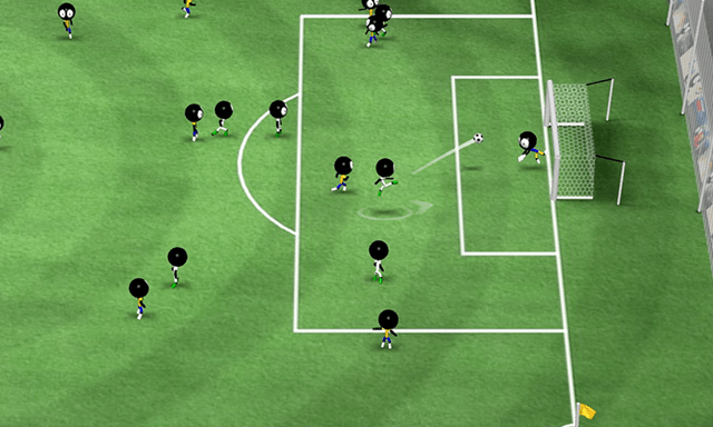 Stickman Soccer 2016 pc