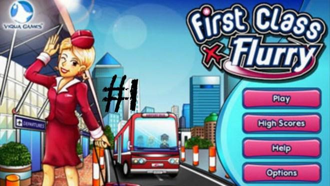 First Class Flurry HD