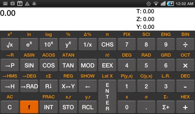 RpnCalc - Rpn Calculator
