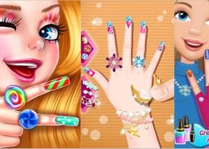 Candy Nail Art – Sweet Fashion for Windows 10/ 8/ 7 or Mac