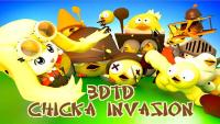 3DTD Chicka Invasion for Windows 10/ 8/ 7 or Mac