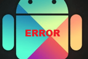 Android Fix: Google Play Error 110