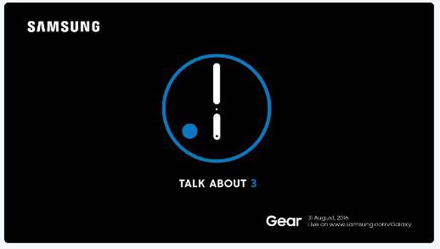 S3 Samsung Gear